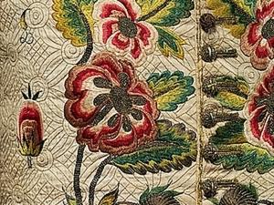 Вышивка на мужской одежде 18 века. Ярмарка Мастеров - ручная работа, handmade.