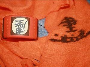 Рыжее настроение: валяем яркий шарфик. Ярмарка Мастеров - ручная работа, handmade.