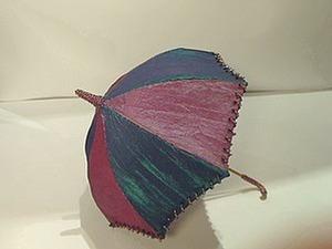 Мастерим кукольный зонтик. Ярмарка Мастеров - ручная работа, handmade.