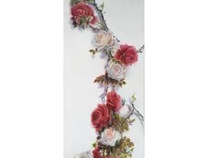Не война (красной и белой розы). Ярмарка Мастеров - ручная работа, handmade.