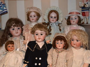 Антикварные куклы фото. Ярмарка Мастеров - ручная работа, handmade.