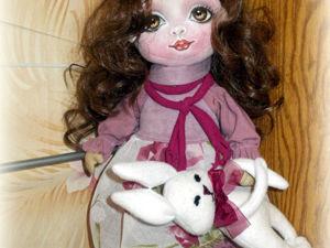 Кукла Маша. Ярмарка Мастеров - ручная работа, handmade.