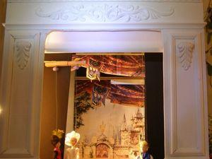 Театр, в котором играют куклы. Ярмарка Мастеров - ручная работа, handmade.