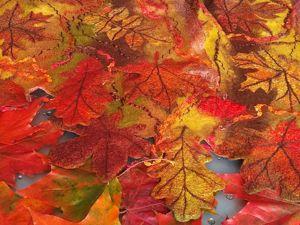 Багряная осень. Ярмарка Мастеров - ручная работа, handmade.