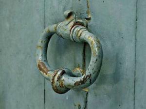 Зелёная Дверь открыта!. Ярмарка Мастеров - ручная работа, handmade.