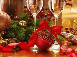 С Наступающим Новым годом!!!!!!!. Ярмарка Мастеров - ручная работа, handmade.