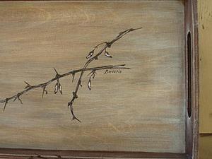 Мастер-класс по технике создания припыленного фона. Ярмарка Мастеров - ручная работа, handmade.