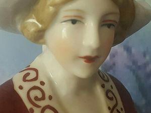 Куколка-полоинка с мороженым. Ярмарка Мастеров - ручная работа, handmade.