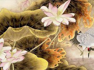 Удивительные акварели Lou Dahua. Ярмарка Мастеров - ручная работа, handmade.
