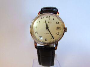 Видео часов, Часы Seconda СССР, 1980. Ярмарка Мастеров - ручная работа, handmade.