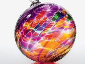 Сколько на елочке шариков цветных! История возникновения новогодних игрушек. Ярмарка Мастеров - ручная работа, handmade.