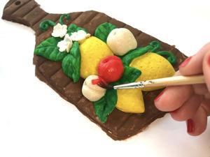 Создаем декоративное панно для кухни / Декор для стен. Ярмарка Мастеров - ручная работа, handmade.