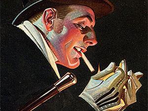 Легенды 20-х годов: иллюстратор Joseph Leyendecker и его возлюбленный Charles Beach. Ярмарка Мастеров - ручная работа, handmade.