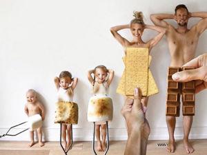 Креативная мама смогла разнообразить домашний фотоархив. И вас научит!. Ярмарка Мастеров - ручная работа, handmade.