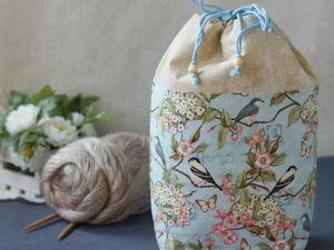 Скидки на сумки для рукоделия. Ярмарка Мастеров - ручная работа, handmade.