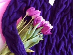 СКИДКИ до 45% на вязаные вещи Knit by Heart. Ярмарка Мастеров - ручная работа, handmade.