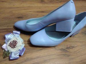 Создаем брошь-цветок или Как подружить платье с туфлями. Ярмарка Мастеров - ручная работа, handmade.
