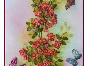 Создание интерьерной бабочки. Ярмарка Мастеров - ручная работа, handmade.