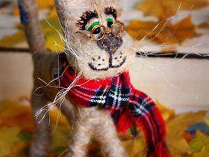 Осень, это не время грусти... Осень-это время красивых шарфиков). Ярмарка Мастеров - ручная работа, handmade.
