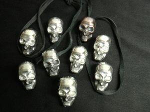 Меднение и серебрение черепа в домашних условиях. Ярмарка Мастеров - ручная работа, handmade.