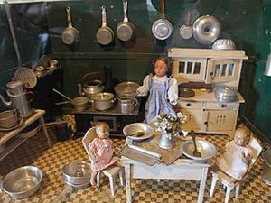 Кукольные домики и игрушки. Германия прошлые века (продолжение). Ярмарка Мастеров - ручная работа, handmade.