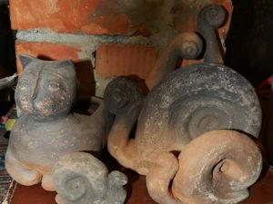 Обжиг керамики в дровяной печи. Часть 3. Ярмарка Мастеров - ручная работа, handmade.