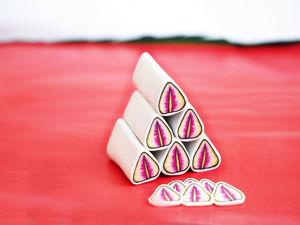 Лепим листву из полимерной глины. Ярмарка Мастеров - ручная работа, handmade.