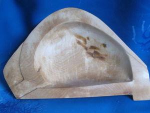 """Изготовление деревянной вазы """"Серп и молот"""". Ярмарка Мастеров - ручная работа, handmade."""