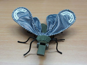 Шьем смешную муху в подарок. Ярмарка Мастеров - ручная работа, handmade.