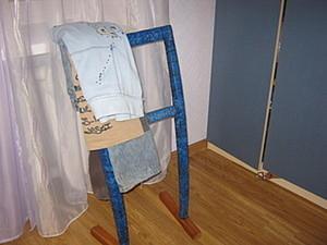Ах,а  сколько можно было бы  сделать  вешалок из 12стульев..... Ярмарка Мастеров - ручная работа, handmade.