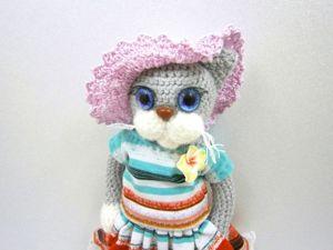 Кошка Дачница. Ярмарка Мастеров - ручная работа, handmade.