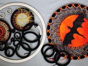 Драконьи ловцы в процессе. Ярмарка Мастеров - ручная работа, handmade.