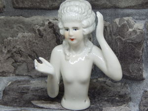 Половина куколки half doll. Ярмарка Мастеров - ручная работа, handmade.