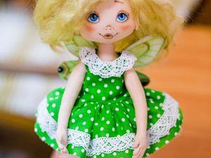 Сегодня — Международный день кукольника!. Ярмарка Мастеров - ручная работа, handmade.