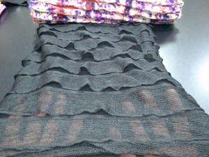 Видео: ткань рюша чёрная. Ярмарка Мастеров - ручная работа, handmade.