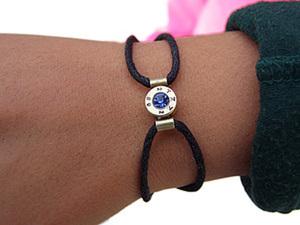 Вооружитесь браслетом, украшения из гильз. Ярмарка Мастеров - ручная работа, handmade.
