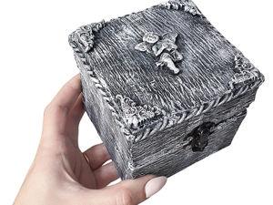 Делаем шкатулку своими руками из картона. Ярмарка Мастеров - ручная работа, handmade.