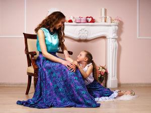 Чувство материнства не является врожденным. Ярмарка Мастеров - ручная работа, handmade.
