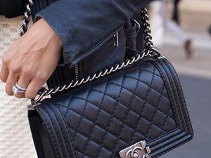 Рейтинг «ТОП 10 самых знаменитых дизайнерских сумок». Ярмарка Мастеров - ручная работа, handmade.