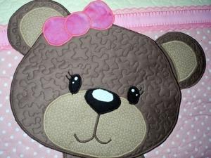 Яркие аппликации из ткани. Лоскутное панно Ми-ми-мишка — красочный акцент в интерьере детской комнаты! Красивое лоскутное шитье для детей и взрослых!. Ярмарка Мастеров - ручная работа, handmade.
