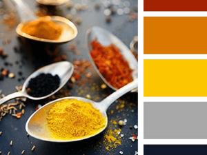 Черпаем вдохновение цветом в мире специй. Часть 19. Ярмарка Мастеров - ручная работа, handmade.