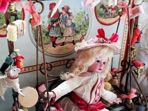 Всё, что необходимо девочке для игры в куклы. Ярмарка Мастеров - ручная работа, handmade.