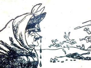 Будет Гитлеру крышка: подборка карикатур военных лет. Ярмарка Мастеров - ручная работа, handmade.