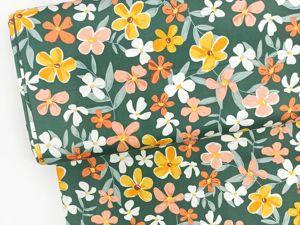 Хлопок на платья, блузки, рубашки. Ярмарка Мастеров - ручная работа, handmade.