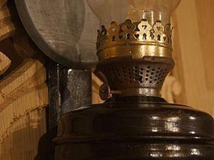 Теплый свет. Мастер-класс по реставрации старой керосиновой лампы. Ярмарка Мастеров - ручная работа, handmade.