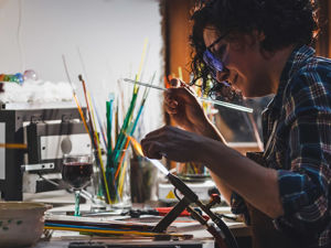 GlassQuail — Давайте знакомиться!. Ярмарка Мастеров - ручная работа, handmade.