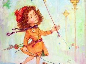 Новые вдохновляющие работы иллюстратора-волшебницы Екатерины Дудник. Ярмарка Мастеров - ручная работа, handmade.