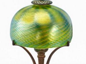 Тиффани — стекло Favrile. Ярмарка Мастеров - ручная работа, handmade.