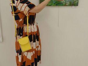 Первая после самоизоляции выставка. Ярмарка Мастеров - ручная работа, handmade.