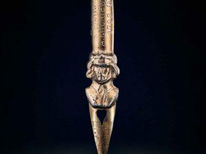 Винтажные стальные российские перья как образцы изысканности и благородства. Ярмарка Мастеров - ручная работа, handmade.